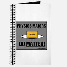 Physics Majors Do Matter Journal