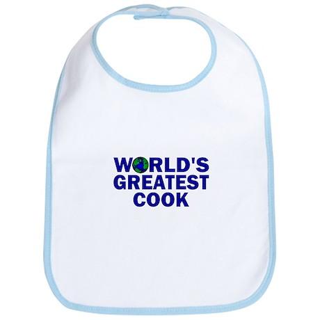 World's Greatest Cook Bib