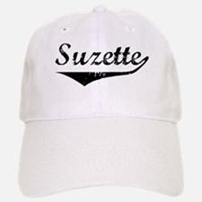 Suzette Vintage (Black) Baseball Baseball Cap