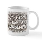Hug a Gardener Mug