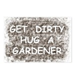 Hug a Gardener Postcards (Package of 8)