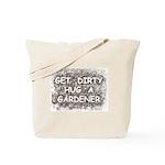 Hug a Gardener Tote Bag
