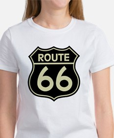 Retro Route 66 Women's T-Shirt