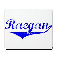 Raegan Vintage (Blue) Mousepad
