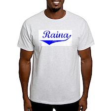 Raina Vintage (Blue) T-Shirt