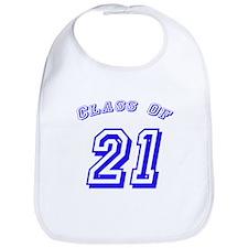 Class Of 21 Bib