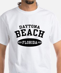 Daytona Beach Florida Ash Grey T-Shirt