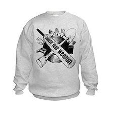 Choose your Weapon - Blk Sweatshirt
