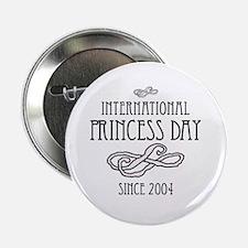 International Princess Day Button