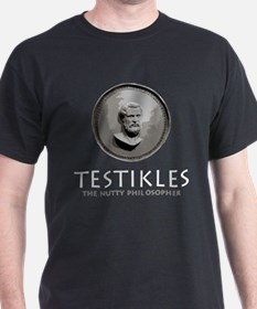 Testikles:Huge Testicles Immortalized | T-Shirt
