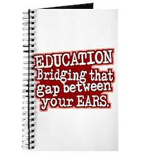Maroon, Education Bridging The Gap Journal