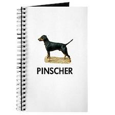 I Love My Pinscher Journal