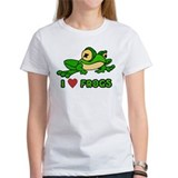 Frogs Women's T-Shirt