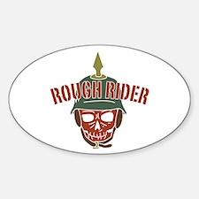 Rough Rider Pickelhaube Decal