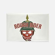 Rough Rider Pickelhaube Magnets