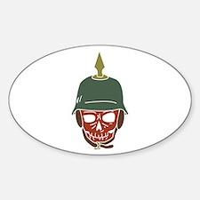 Pickelhaube Helmet Decal