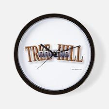 treeravens Wall Clock