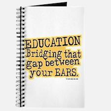 Beige, Education Bridging The Gap Journal