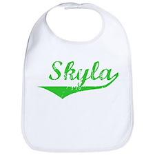 Skyla Vintage (Green) Bib