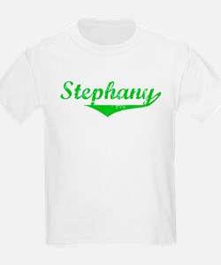 Stephany Vintage (Green) T-Shirt