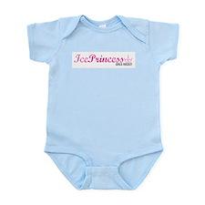 Unique Hockey princess Infant Bodysuit