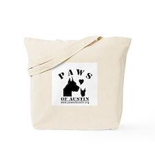 PAWS of Austin Tote Bag
