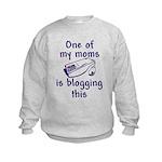 Blogging This Sweatshirt