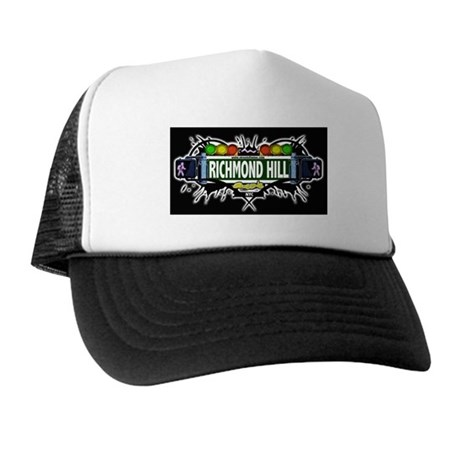 Richmond Hill (Black) Trucker Hat