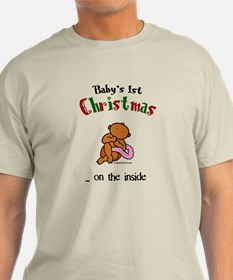 First christmas on the inside T-Shirt