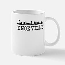 Knoxville TN Skyline Mugs