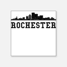 Rochester NY Skyline Sticker