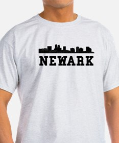 Newark NJ Skyline T-Shirt