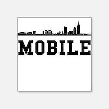 Mobile AL Skyline Sticker