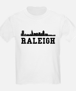 Raleigh NC Skyline T-Shirt