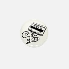 Mixtape Symbol Mini Button (10 pack)