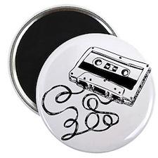 "Mixtape Symbol 2.25"" Magnet (100 pack)"