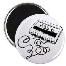 Mixtape Symbol Magnet