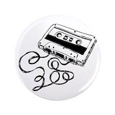 "Mixtape Symbol 3.5"" Button"