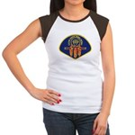 Cache Creek Police Women's Cap Sleeve T-Shirt
