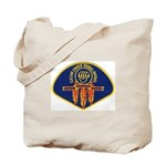 Cache Creek Police Tote Bag