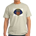 Cache Creek Police Light T-Shirt