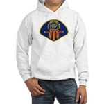 Cache Creek Police Hooded Sweatshirt