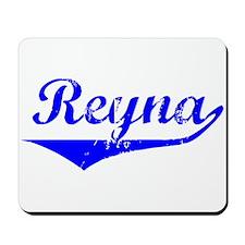 Reyna Vintage (Blue) Mousepad