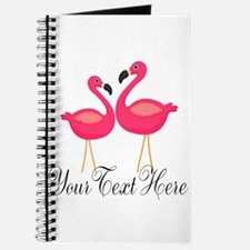 Pink Flamingos Journal