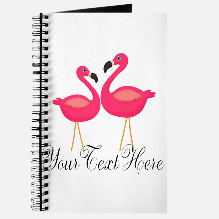 Pink Flamingos Journal