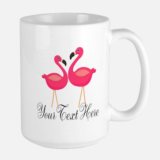 Pink Flamingos Mugs