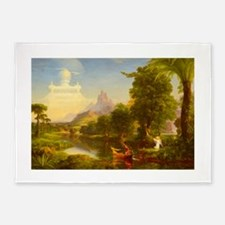 The Voyage of Life - Youth by Thomas Cole 5'x7'Are