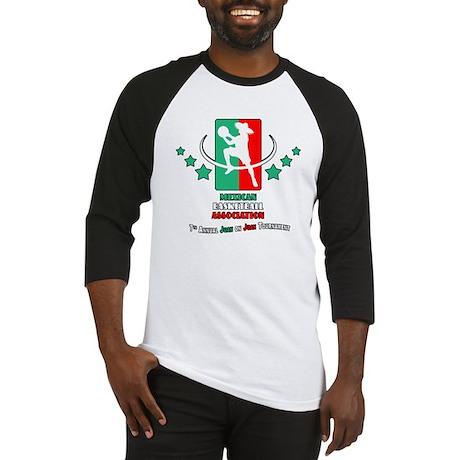 Mexican Basketball 2 Baseball Jersey