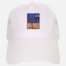The Berlin to Frankfurt Duty Baseball Baseball Cap