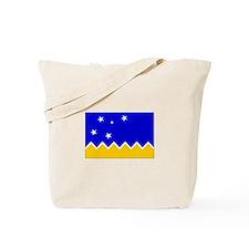 Magallanes Chile Flag Tote Bag
